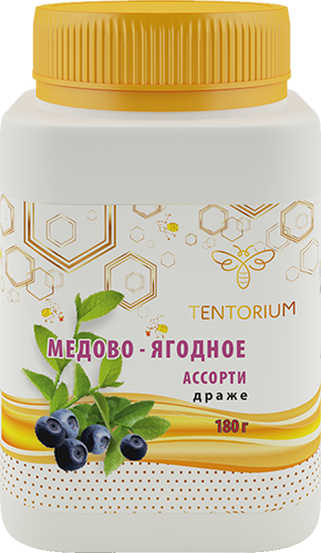 Медово-ягодное ассорти от Тенториум