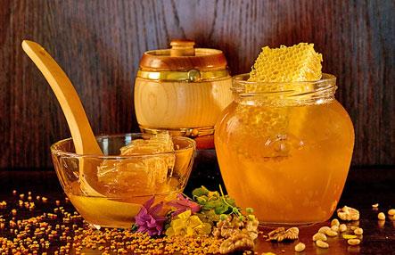 Созревание мёда в сотах происходит от 1 до 20 дней