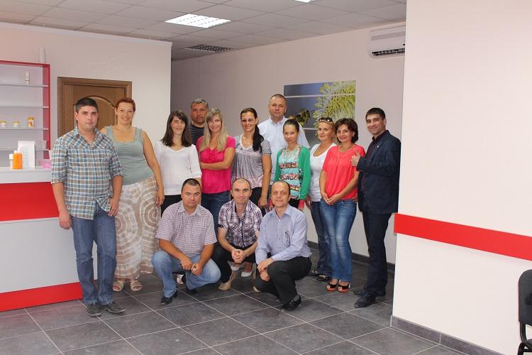 Новый сервисный центр Тенториум в Молдове