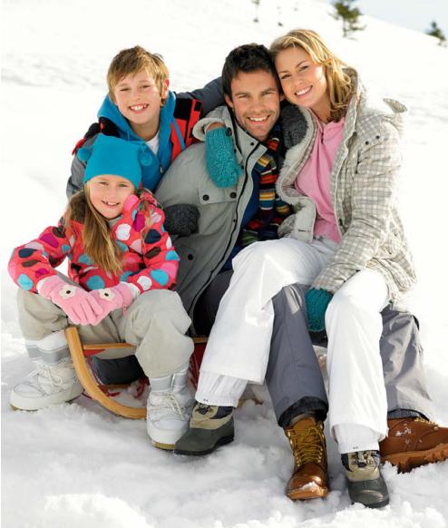 Продукты Тенториум помогут вам радостно провести всю зиму!